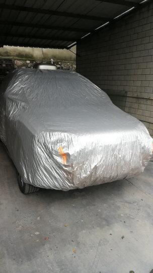 维诺亚 全自动车衣车罩 太阳能智能遥控 防晒隔热防雨雪防盗 一键收放 四季通用汽车车衣 象牙白 雪佛兰   ----拍下请留言具体车型 晒单图