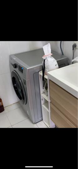 三星(SAMSUNG)9公斤全自动滚筒洗衣机 智能变频WW90J3230GS/SC(XQG90-90J3230GS)(银) 晒单图