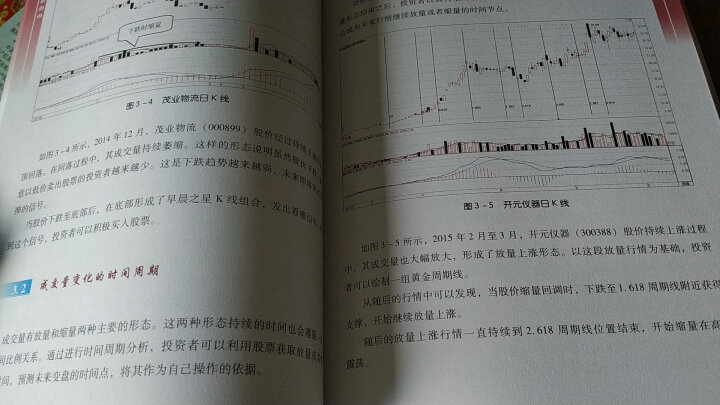 图解操盘绝技系列4:时间周期准确提示买卖点(彩图实战版) 晒单图