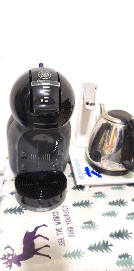 雀巢多趣酷思(Nescafe Dolce Gusto)咖啡机 家用 全自动 商用 胶囊机 京品家电 9770.BG-Mini Me 黑色 晒单图