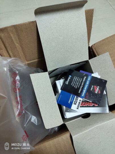 【放心购】卡西欧(CASIO) G-SHOCK大表盘蓝牙音乐旋转表冠运动防水潮流男表 紫红GBA-400-4C 晒单图