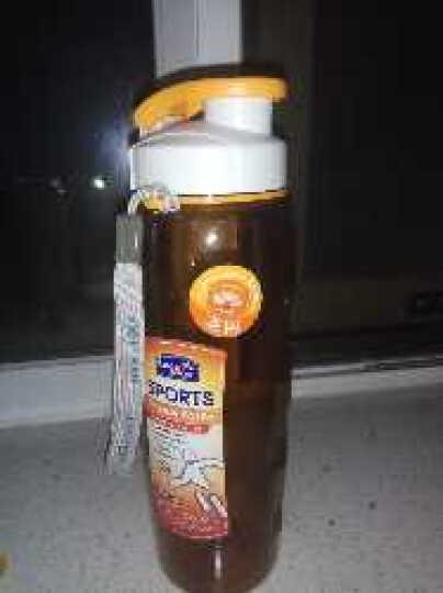 乐扣乐扣(locklock) 密封随手杯运动水壶儿童防漏茶杯正品塑料水杯子 700ML激情橙 晒单图