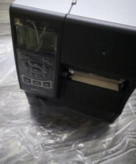 ZEBRA斑马ZT410/ZT420工业级宽幅条码打印机二维码标签打印机不干胶合格证打印机斑马打印机 ZT420(203dpi 168mm打印宽度) 晒单图