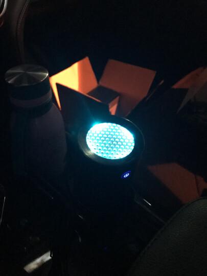海尔(Haier)KJBC04-05 Black 汽车空气净化器 车载负离子氧吧净化杯 可加香熏 除甲醛杀菌PM2.5防雾霾 晒单图