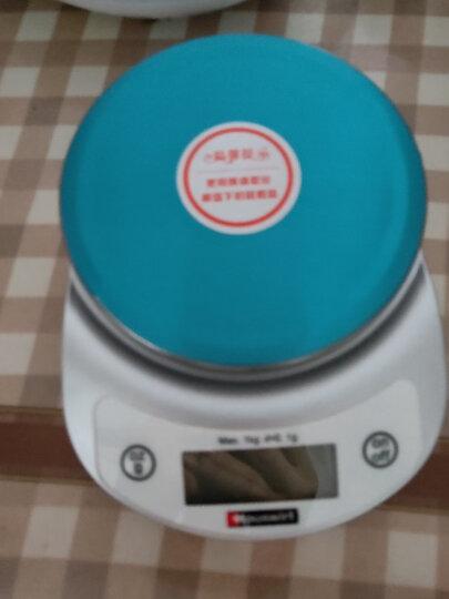 海氏(Hauswirt)HE-56 厨房秤烘焙称家用高精度电子称 0.1克精度 不锈钢托盘 晒单图
