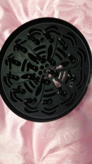【吴京推荐】永日电吹风机蓝光离子2100W大功率专业发廊家用恒温冷热风静音吹风筒 黑色(送风罩) 晒单图