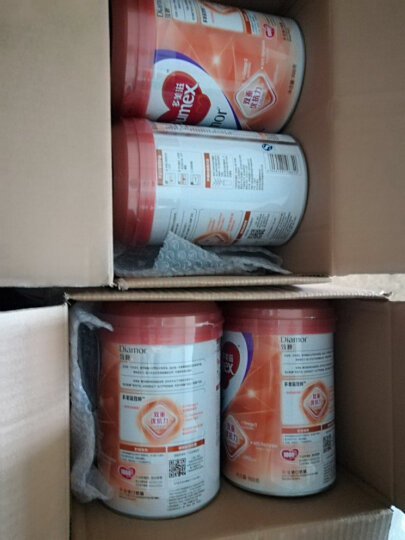 多美滋(Dumex)致粹幼儿配方乳粉 3段(12-36个月幼儿适用) 900克 铁罐装 晒单图