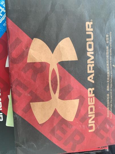 安德玛官方 UA Armour 男子 运动长袖紧身衣 Under Armour-1257471 绿色997 M 晒单图