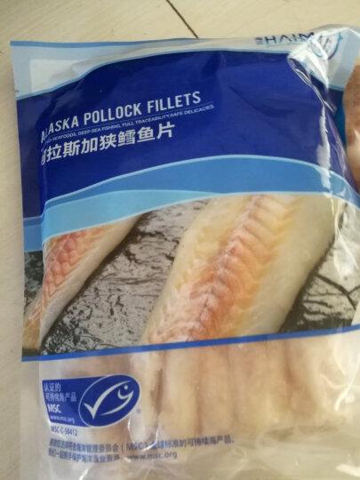 鲜逢 冷冻墨鱼卷 240g 8根 袋装 火锅食材 鱼丸周边 晒单图
