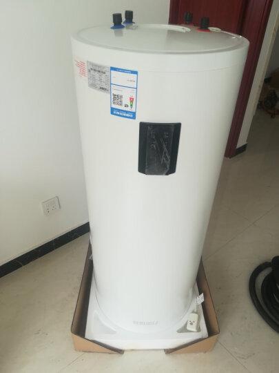 力诺瑞特 智控100升 阳台壁挂式太阳能电热水器家用 承压水箱自动上水 光电两用一级能效 晒单图