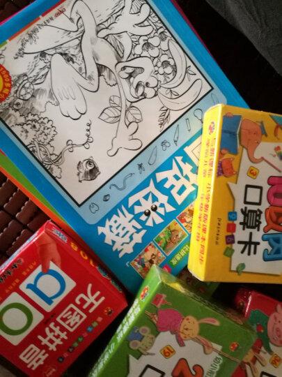 新版全套4册寻找隐藏的图画捉迷藏 少儿童读物视觉大发现侦探迷宫书找不同 3-9岁专注力训练 晒单图