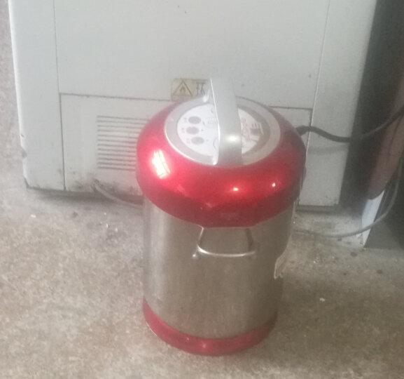 九阳(Joyoung )豆浆机商用5升大容量全自动磨浆机大型现磨加热酒店早餐店用JYS-50S02 不锈钢色 晒单图