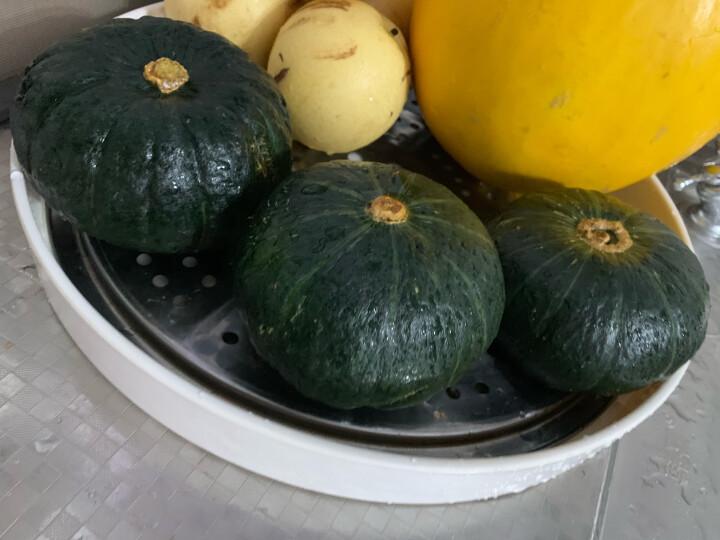 家美舒达 贝贝南瓜 板栗小南瓜   约2.5kg  礼盒装 新鲜蔬菜  蔬菜礼盒 晒单图
