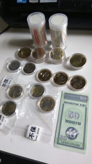 金永恒2016年猴年纪念币 生肖贺岁币 10元流通纪念币原卷拆品相硬币收藏 单枚带小圆盒 晒单图