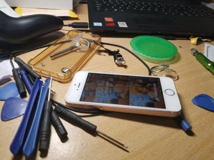 伊莱科 iphone手机维修拆机工具 6合一螺丝刀套装组合 苹果三星小米拆机起子螺丝批 标配 晒单图
