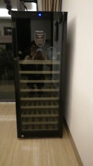 维诺卡夫 (Vinocave) 压缩机风冷恒温酒柜 冰吧 85瓶装 恒温红酒柜 CWC-200A 标配满层架 晒单图