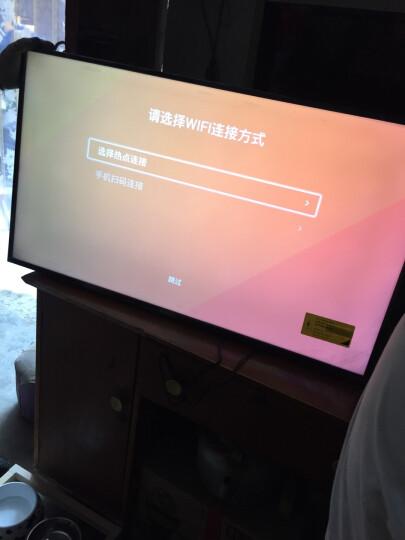 风行电视 39英寸 N39S 四核8G 全高清 人工智能系统 家用液晶网络平板智能卧室小电视机 有线无线连接 晒单图