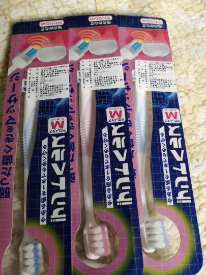 狮王(Lion)D.HEALTH超软护理牙刷(新老包装、颜色随机发放)(日本原装进口) 晒单图