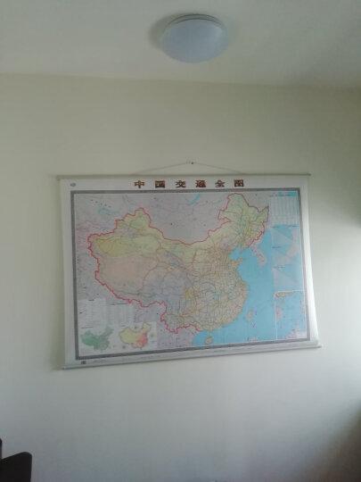 2020新 中国交通全图 1.5米*1.1米 覆膜防水 办公地图挂图 晒单图