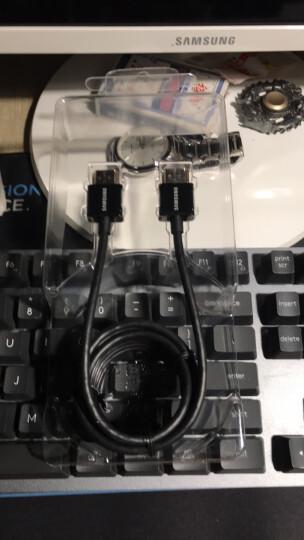 三星(SAMSUNG)SS-HD40 HDMI数字高清线/4K高清线/3D传输线 1.8米 晒单图