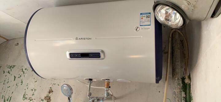 阿里斯顿(ARISTON)电热水器 60升 钛金四层胆 双管三档加热 AL60E2.5J3 晒单图