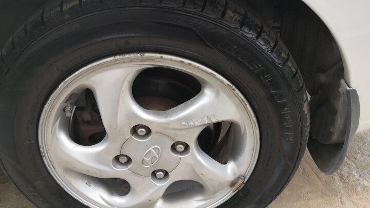 龟牌(Turtle Wax)黑水晶轮毂清洗剂轮胎宝 汽车轮胎清洁剂清洗剂去除刹车粉泥渍 汽车用品 G-4159R2 500ml 晒单图