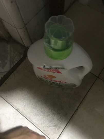 妈妈壹选天然皂液(护色洗衣液) 3kg 植物萃取母婴可用 郎平力荐 品质之选 晒单图