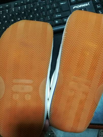 洞洞鞋女士护士鞋夏季果冻凉鞋孕妇鞋沙滩浴室防滑大码拖鞋情侣款2020 桔色渐变克罗格 m7=39-40 晒单图