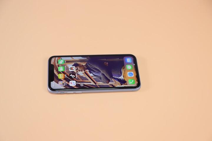 【买1送1】GK苹果11/x/xr钢化膜iphone 11Pro XsMax手机膜全屏无白边防蓝光 高清款-X/XS/11Pro通用【买1送1】送同款 晒单图