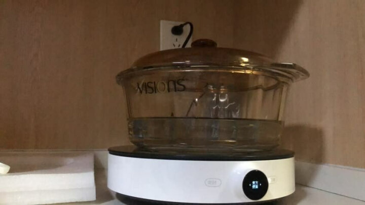 米家(MIJIA)米家电磁炉 双向火力控制 OLED显示屏 火力无极微调 低温烹饪技术 晒单图