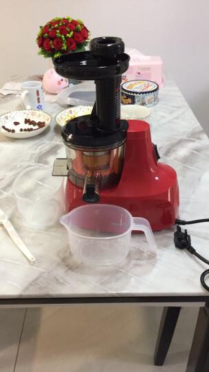 九阳(Joyoung)原汁机低速榨汁机汁渣分离家用多功能多汁果汁机 JYZ-V911 晒单图