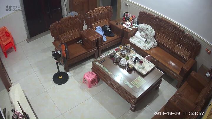 萤石 C6C 1080P云台网络摄像机 高清wifi家用安防监控摄像头 双向通话 水平全景云台 海康威视-智能安防品牌 晒单图