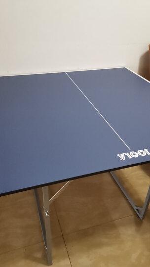 JOOLA优拉尤拉儿童乒乓球桌家用可折叠乒乓球台室内小型简易便携可移动中小学生德国品牌 新疆西藏香港等联系客服--商家仓 晒单图