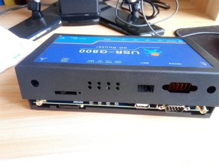 有人(LonHand) 工业级4g无线路由器移动联通电信全网通wifiUSR-G800 V2 移动联通电信 2G/3G/4G 晒单图