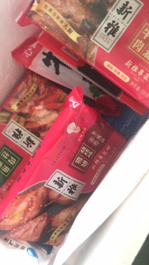 新雅大厨 蟹肉鱼面筋 225g 河鲜 海鲜 鱼肉 免洗 免切 方便菜 晒单图