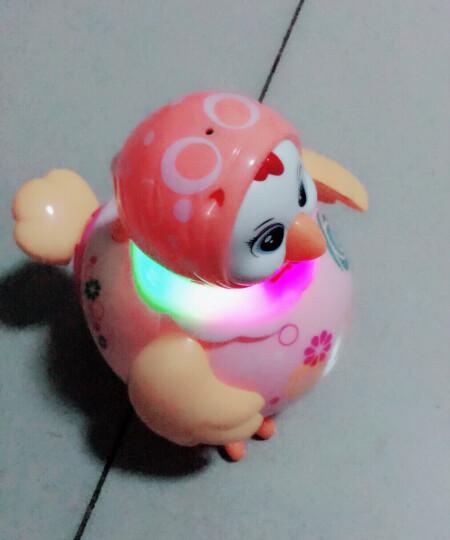 汇乐玩具(HUILE TOYS)718 益智玩具跳舞鸡 男孩女孩儿童宝宝礼物电动爬行玩具婴幼儿0-1-3岁  颜色随机 晒单图