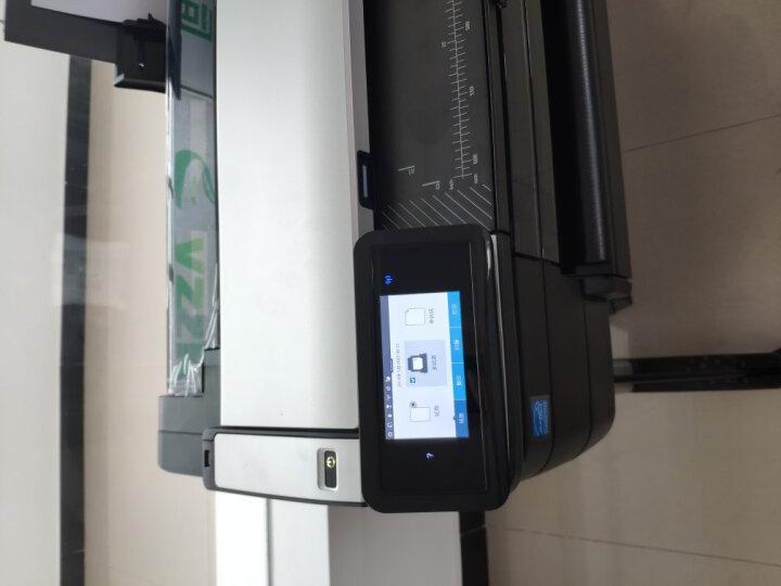 惠普(HP)绘图仪T830/t930彩色大幅面多功能一体机打印机工程CAD及线条图 Z5200PS B0幅面(44英寸)彩色 晒单图