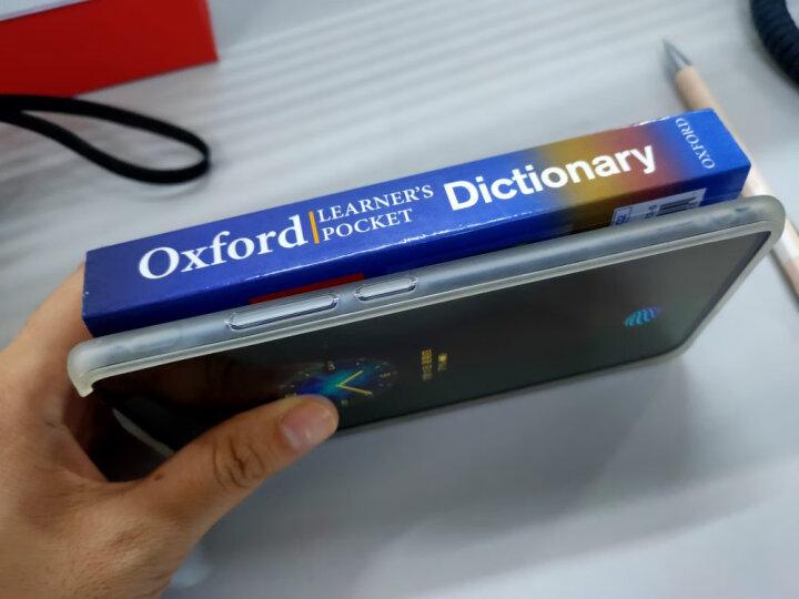 Oxford Learner's Pocket Dictionary牛津初级袖珍词典(第4版 软皮) 英文原版 晒单图