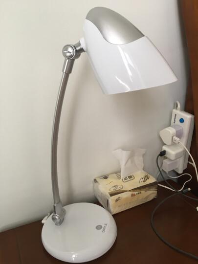 欧普照明(OPPLE)LED台灯学习阅读学生书桌卧室床头宿舍儿童读写节能爱眼 多档调光 探索者 晒单图