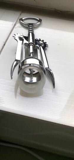 手工之家多功能直头红酒开瓶器啤酒开瓶器酒起子防止木塞断裂 晒单图