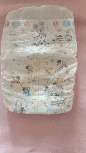 妈咪宝贝 纸尿裤 M54片 晒单图