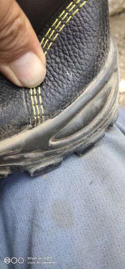代尔塔(DELTAPLUS) 安全鞋防砸防刺透气四季男高帮劳保鞋301101 45 晒单图