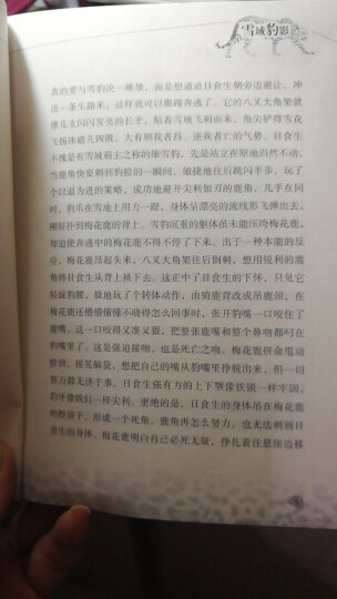 动物小说大王沈石溪经典爱藏版 狼国女王 晒单图