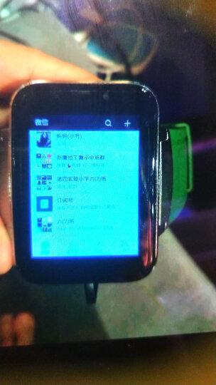 智能手表成人电话手表男wifi上网插卡手表手机4G通话拍照GPS导航学生商务运动计步蓝牙大屏腕表 青春绿【送立体蓝牙耳机+便携小灯】 晒单图