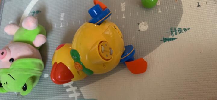 澳贝(AUBY)儿童玩具婴幼儿学爬玩具乖乖小鸭下蛋鸭子引导爬行学步宝宝461146(新旧配色随机发货) 晒单图