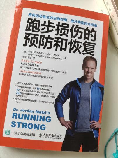 跑步损伤的预防和恢复 晒单图