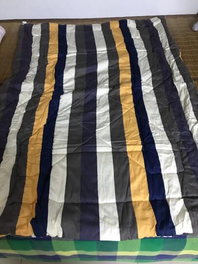 飞天 全棉面料抱枕被子两用被子 午睡抱枕午休被枕头被 汽车沙发抱枕 简欧大号1.4*1.8M 晒单图
