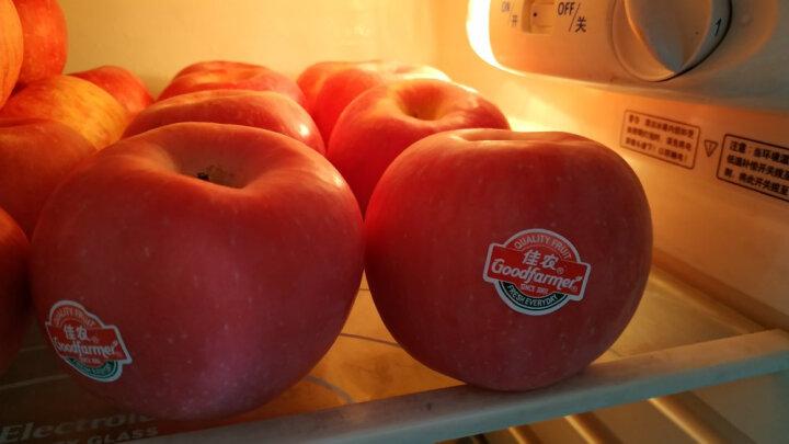 佳农 烟台特级红富士苹果 礼盒 15个装 单果重约230g 生鲜进口水果礼盒 晒单图