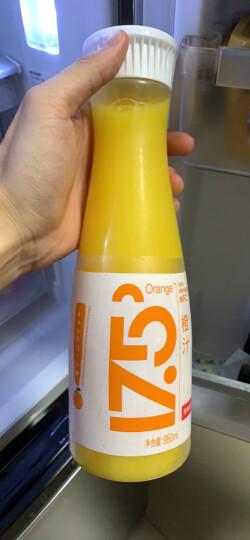 农夫山泉17.5°NFC鲜苹果汁 100%果汁 950ml/瓶 晒单图