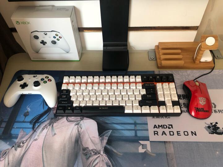 【电脑通用】微软 (Microsoft) Xbox无线控制器/手柄 白色 (带3.5mm耳机接头) 晒单图
